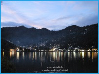Winters, Nainital